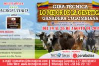 Gira Ganadera: Genética Bovina Colombiana 2018