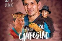 MINAGRI Celebrará el Día del Campesino con Gran Pabellón y Condecoración a Productores