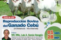 Curso On Line: Reproducción Bovina del Ganado Cebú