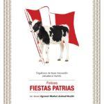¡Felices Fiestas Patrias! Les Desea Agrovet Market Animal Health