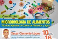 Curso On Line: Microbiología de Alimentos
