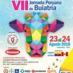 Invitación al I Congreso Científico de la Sociedad Peruana de Buiatría y VII Jornada Peruana de Buiatría