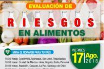 EN VIVO: Evaluación de Riesgos en Alimentos 🗓