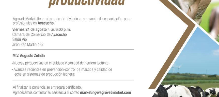 Tour Agrovet Market Ayacucho 2018