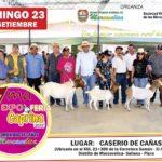 VII Expoferia Caprina Cañas – Marcavelica 2018