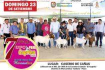 VII Expoferia Caprina Cañas – Marcavelica 2018 🗓 🗺