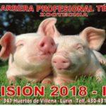 Carrera Profesional Técnica de Zootecnia - Admisión 2018 II