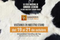 MONTANA presente en la VII Feria Nacional de Ganado Lechero de Raza Holstein y Brown Swiss 2018