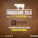 MONTANA estará presente en la Feria FONDGICARV 2018