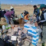 Bolivia - Senasag Destruye más de 17 Toneladas de Productos sin Registro Sanitario