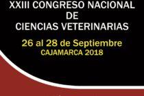 Laboratorio Asvet auspicia el XXIII Congreso Nacional de Ciencias Veterinarias 🗓 🗺