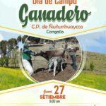 Día de Campo en el Distrito de María Parado de Bellido, Cangallo - Ayacucho