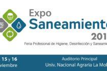 Expo-Saneamiento 2018: II Congreso Internacional Higiene, Desinfección y Saneamiento 🗓