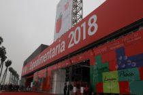 Perulactea Presente en la Inauguración de Expoalimentaria 2018