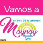 Feria Regional Agropecuaria, Agroindustrial, Artesanal, Folklórica del Señor de Maynay 2018