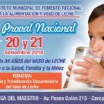 XX  Proval Nacional 2018
