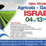 Israel 2019: Gira Técnica Agrícola - Ganadera