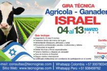 Israel 2019: Gira Técnica Agrícola – Ganadera