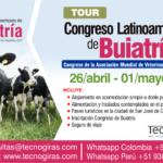 Costa Rica 2019: Tour Congreso Latinoamericano de Buiatría