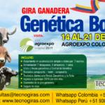 Gira Ganadera: Genética Bovina - Colombia 2019