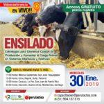 EN VIVO: Ensilado, Estrategias para Reducir Costos de Producción y Aumentar la Carga Animal