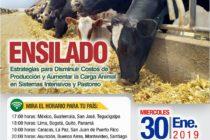 EN VIVO: Ensilado, Estrategias para Reducir Costos de Producción y Aumentar la Carga Animal 🗓