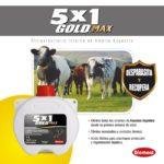 5x1 GOLD MAX, Desparasitación Eficaz y Recuperación en Menos tiempo