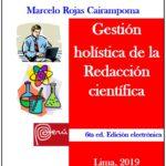 Gestión Holística de la Redacción Científica 2019