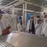 Implementan planta de procesamiento de derivados lácteos en Arequipa - Perú