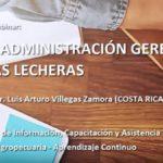 Videoconferencia: Administración Gerencial en Fincas Lecheras