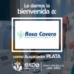 EXPOPERULACTEA 2019 da la Bienvenida a: Rosa Cavero como Auspiciador Plata