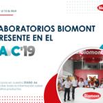 Laboratorios Biomont presente en en el LAVC 2019