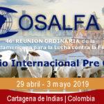 46a Reunión Ordinaria de la Comisión Sudamericana para la Lucha contra la Fiebre Aftosa (COSALFA)