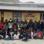 INIA Inicia Capacitación para la Formación de Promotores Alpaqueras en las regiones de Ayacucho y Puno