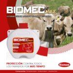 Biomec Max - Antiparasitario de Amplio Espectro