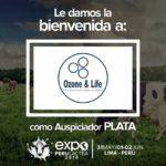 EXPOPERULACTEA 2019 da la Bienvenida a: Ozone & Life como Auspiciador Plata