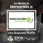 EXPOPERULACTEA 2019 da la Bienvenida a: Innovación Ganadera como Auspiciador Plata