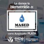 EXPOPERULACTEA 2019 da la Bienvenida a: Mased Representaciones como Auspiciador Plata