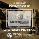Agrovet Market Patrocinador Oficial de: EXPOPERULACTEA 2019