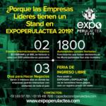 Gran Feria De Soluciones Tecnológicas Para La Ganadería E Industria Láctea De Ingreso Libre Se Llevará A Cabo En Lima