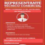 Se solicita Representante Técnico Comercial para Lima Provincia - Ancash