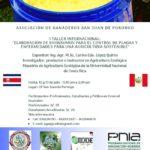 I Taller Internacional: Elaboración de Bioinsumos para una Agricultura sostenible