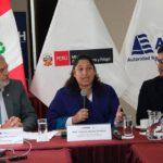 Autoridad Nacional del Agua lanza el IV Premio Nacional Cultura del Agua 2019