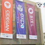 Expoperulactea 2019: Zona de exposición comercial donde participaron reconocidas Empresas del Sector