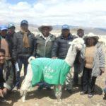 Cuarta Expo Alpaca  y Llama Munaypaqocha 2019