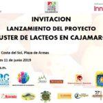 Lanzamiento del Proyecto: Clúster de Lácteos de Cajamarca