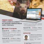 Primer Curso Formulación de Alimento Balanceado (Aves y Porcinos)