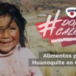 """Gloria se une a la lucha contra la desnutrición y la anemia con la campaña  """"Dona tus Calorías"""""""