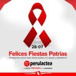 Perulactea El Portal Peruano de la Ganadería Les desea Felices Fiestas Patrias