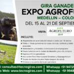 Gira Ganadera EXPO AGROFUTURO 2019